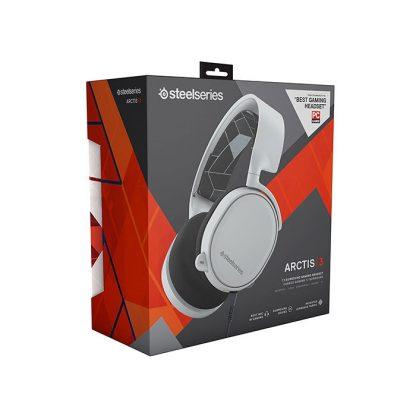 SteelSeries Arctis 3 Gaming Headset White