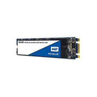 WESTERN DIGITAL Blue 3D NAND 500GB M.2 Internal SSD