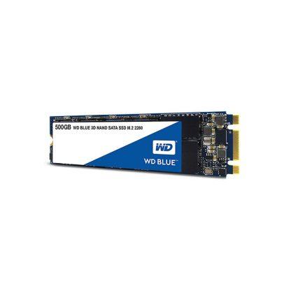 WESTERN DIGITAL Blue 3D NAND 500GB M.2 Internal SSD