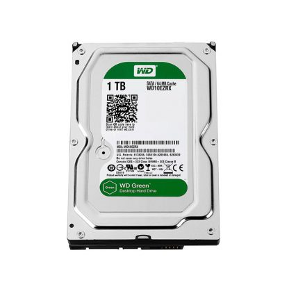 WESTERN DIGITAL DESKTOP HARD DRIVE 1TB GREEN