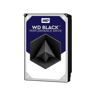 WESTERN DIGITAL DESKTOP HARD DRIVE 2TB BLACK