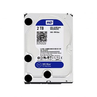 WESTERN DIGITAL DESKTOP HARD DRIVE 2TB BLUE