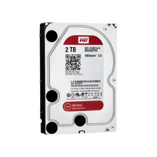 WESTERN DIGITAL DESKTOP HARD DRIVE 2TB RED