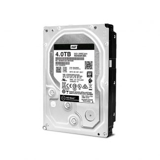 WESTERN DIGITAL DESKTOP HARD DRIVE 4TB BLACK