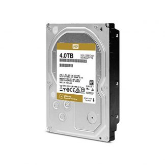 WESTERN DIGITAL DESKTOP HARD DRIVE 4TB GOLD
