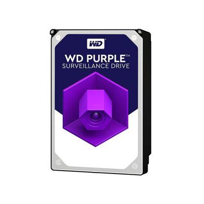 WESTERN DIGITAL DESKTOP HARD DRIVE 4TB PURPLE