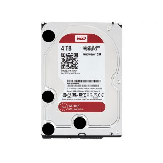 WESTERN DIGITAL DESKTOP HARD DRIVE 4TB RED