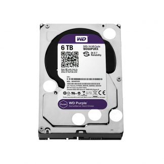 WESTERN DIGITAL DESKTOP HARD DRIVE 6TB PURPLE
