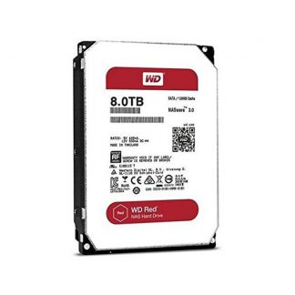 WESTERN DIGITAL DESKTOP HARD DRIVE 8TB RED