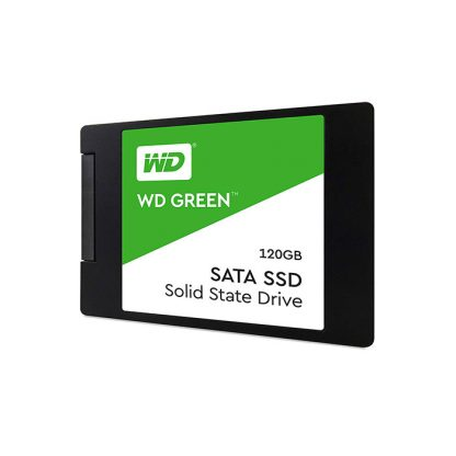 WESTERN DIGITAL Green 120GB Internal SSD