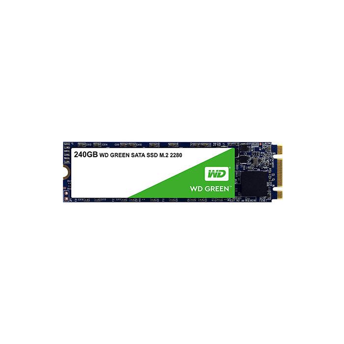 WESTERN DIGITAL Green 240GB M.2 Internal SSD