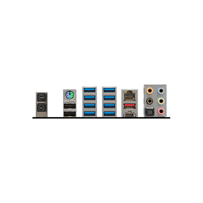 Msi X399 SLI PLUS Motherboard