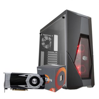 AMD Mid Gaming PC