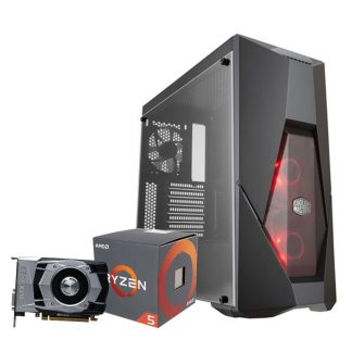 AMD Basic Gaming PC