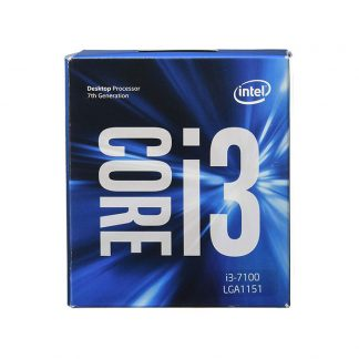 Intel® Core™ i3-7100 Desktop Processor