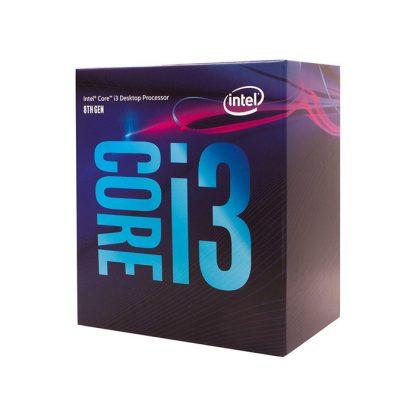 Intel® Core™ i3-8100 Desktop Processor