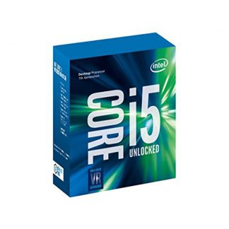 Intel® Core™ i5-7600K Desktop Processor