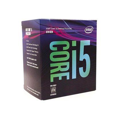 Intel® Core™ i5-8600 Desktop Processor