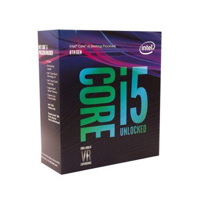 Intel® Core™ i5-8600K Desktop