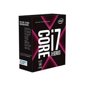 Intel® Core™ i7-7820X Desktop Processor 8 Core 4.3GHz LGA2066 X Series 140W