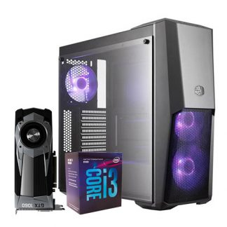 League of Legends 4K Gaming PC