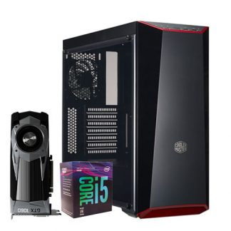 Intel Witcher 3 Gaming PC