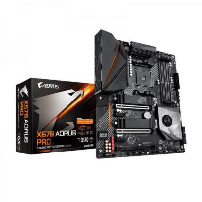 GIGABYTE X570 AORUS PRO MOTHERBOARD