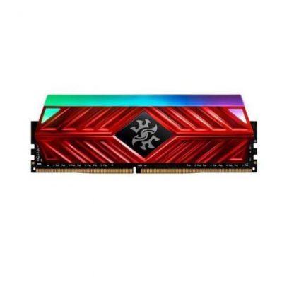ADATA XPG SPECTRIX D41 16GB (16GBX1) DDR4 RGB 3200MHZ RAM (AX4U3200316G16-SR41)