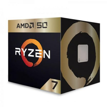 amd ryzen 7 2700x gold processor