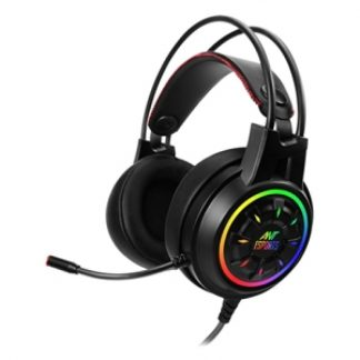 ANT ESPORTS H707 HD RGB LED GAMING HEADSET (H707-HD-RGB)