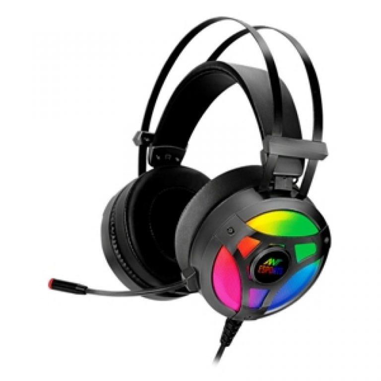ANT ESPORTS H909 HD RGB LED GAMING HEADSET