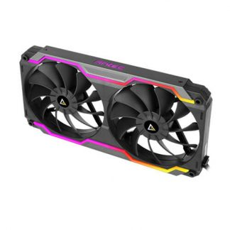 ANTEC PRIZM COOLING MATRIX 2 IN 1 DUAL ARGB CABINET FAN