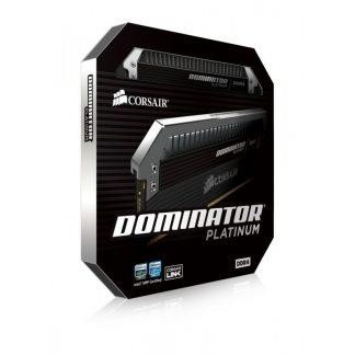 CORSAIR DOMINATOR PLATINUM 16GB (2X8GB) DDR4 DRAM 2666 MHZ C15 RAM (CMD16GX4M2A2666C15)