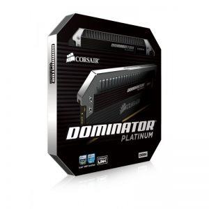 CORSAIR DOMINATOR PLATINUM 16GB (2X8GB) DDR4 DRAM 3000 MHZ C15 RAM (CMD16GX4M2B3000C15)