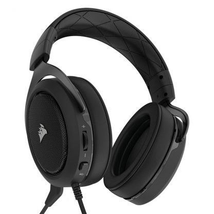 CORSAIR HS50 STEREO CARBON (AP) GAMING HEADSET (CA-9011170-AP)