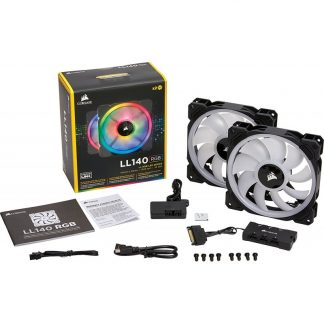 CORSAIR LL140 RGB 140MM LED PWM CABINET FAN