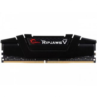 G.SKILL 16GB (16GB x 1) DDR4 - 3200 MHZ RIPJAWS V SERIES RAM (F4-3200C16S-16GVK)
