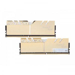 G.SKILL 16GB (8GBX2) DDR4 - 3000MHZ TRIDENT Z ROYAL SERIES RAM (F4-3000C16D-16GTRG)