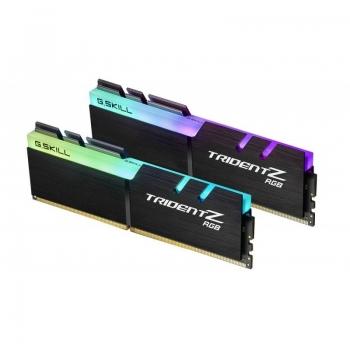G.SKILL 16GB (8GBX2) DDR4 – 3200 MHZ TRIDENT Z RGB SERIES RAM (F4-3200C16D-16GTZR)