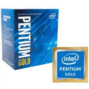 intel pentium gold g5400 processor