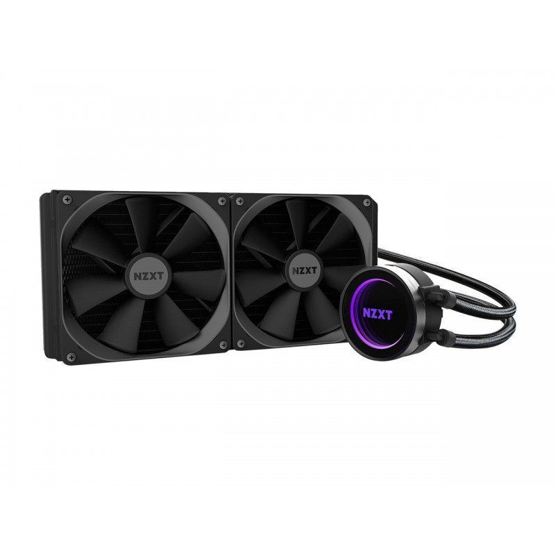 NZXT Kraken X62 CAM-powered 280mm AIO Cooler with RGB