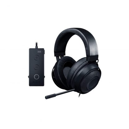 RAZER KRAKEN TOURNAMENT EDITION WITH USB AUDIO CONTROLLER WIRED GAMING HEADSET (RZ04-02051000-R3M1)