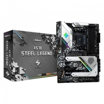 ASROCK X570 STEEL LEGEND MOTHERBOARD