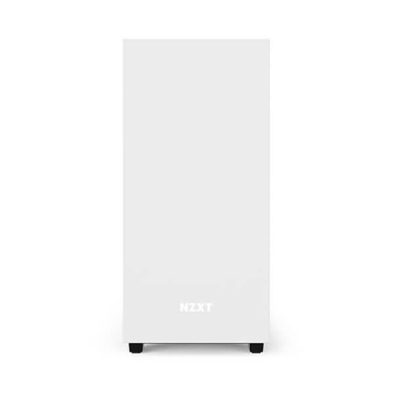 Nzxt H510 Compact Mid Tower Case Black White With Tempered Glass Pcstudio In