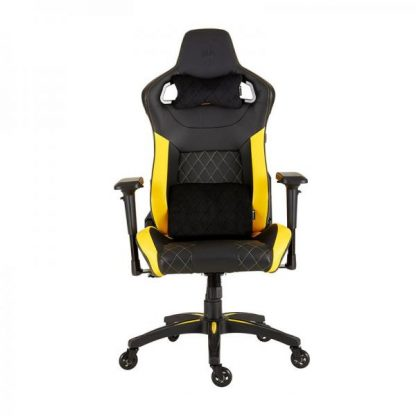 Corsair T1 Race 2018 Edition Black/Yellow Gaming Chair