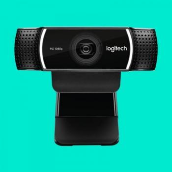 Logitech C922 PRO Sreaming Webcam