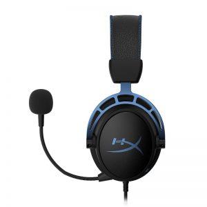 HyperX Cloud Alpha S Gaming Headset (HX-HSCAS-BL/WW)