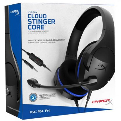 HyperX CLOUD STINGER CORE Gaming Headset (HX-HSCSC-BK)