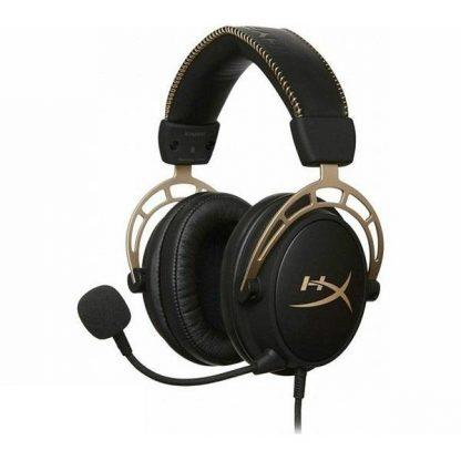 HyperX Cloud Alpha - Gaming Headset (Gold) (HX-HSCA-GD-NAP)