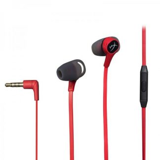 HyperX Cloud Earbuds (Red) Gaming Earphone (HX-HSCEB-RD)